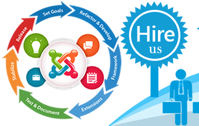 Hire Our Joomla Team