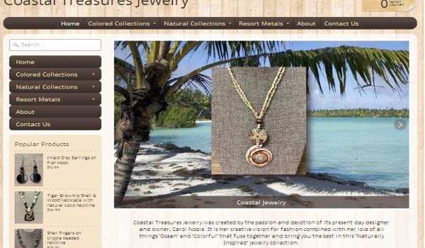 Coastal Treasures Jewelry
