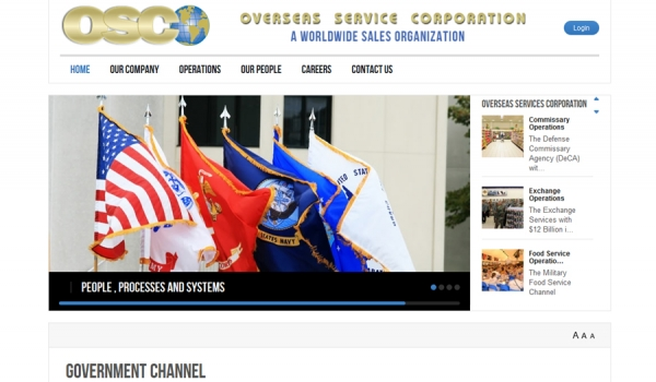 Overseas Service Corporation