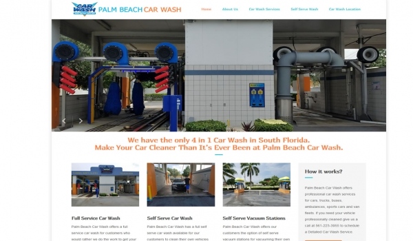 Palm Beach Car Wash