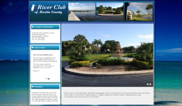 River Club Of Martin County HOA