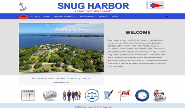 Snug Harbor Yacht Club HOA