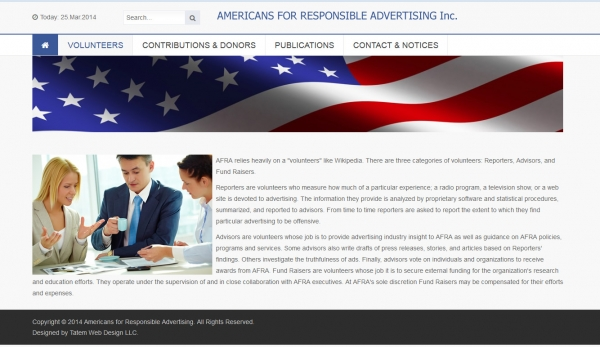 Americans For Advertising