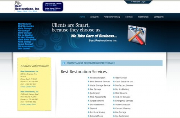 Best Restoration Mold Service