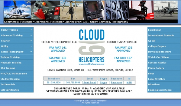 Cloud 9 Helicopters