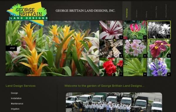 George Brittain Landscape