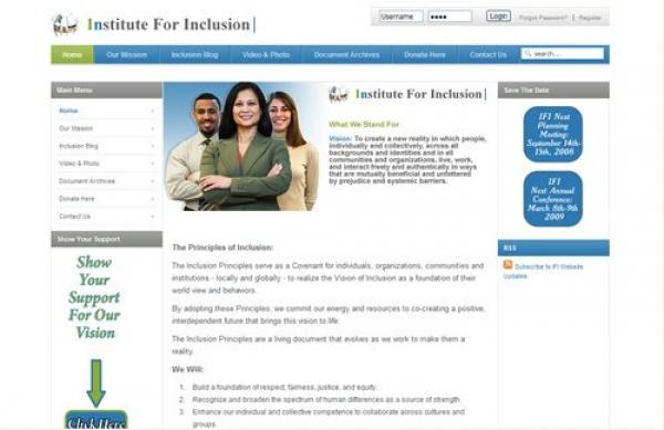 Institute For Inclusion