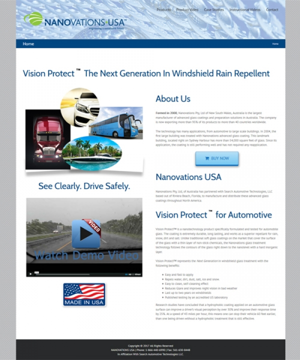 Nanovations USA
