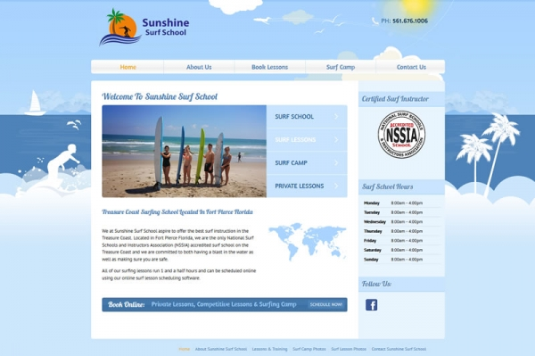 Sunshine Surf School