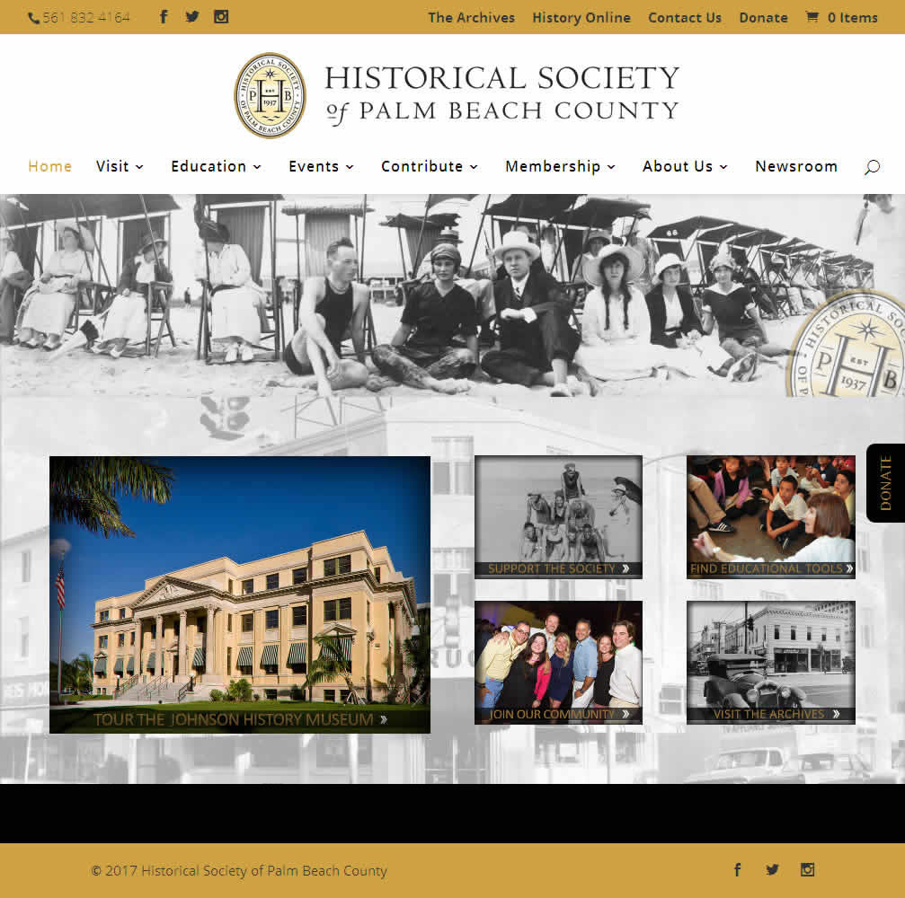 Palm Beach County Historical Society