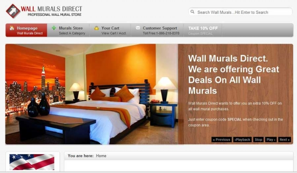 Wall Murals Direct